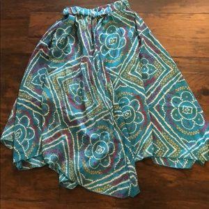 Flirty Earthbound Skirt